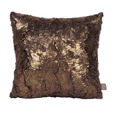Stark Cougar Pillow Size: 16 H x 16 W x 4 D