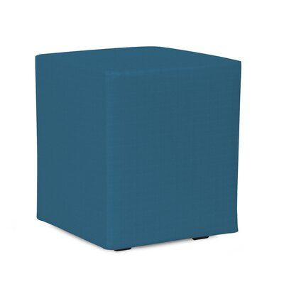 Fenham Cube Cover Color: Seascape Turquoise