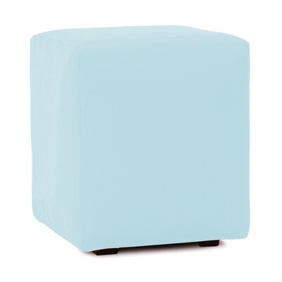 Fenham Cube Cover Color: Seascape Breeze
