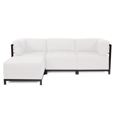 Serious Woodsen Left Hand Facing Sectional - Product picture - 19011