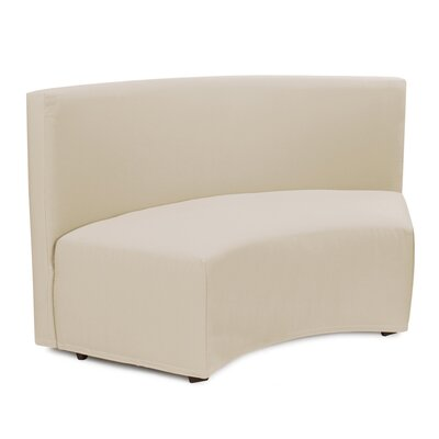 Mattingly Radius In-Curve Sofa Upholstery: Seascape Sand