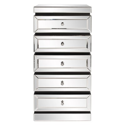 Rivas 5 Drawer Chest