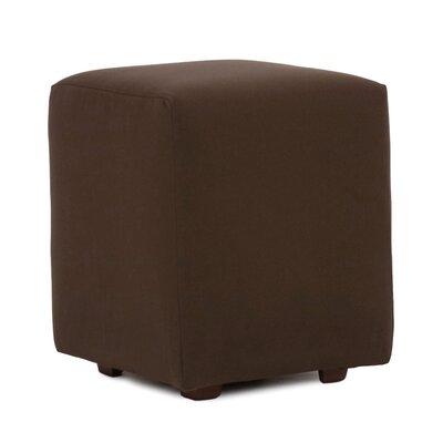 Fenham Cube Cover Color: Seascape Chocolate