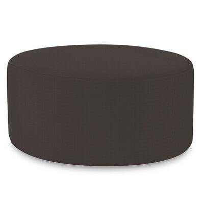 Fenham Ottoman Cover Color: Seascape Charcoal