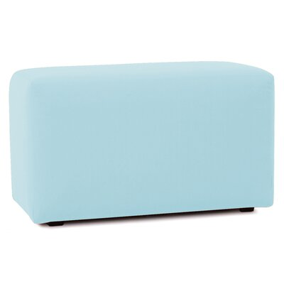 Fenham Bench Cover Color: Seascape Breeze