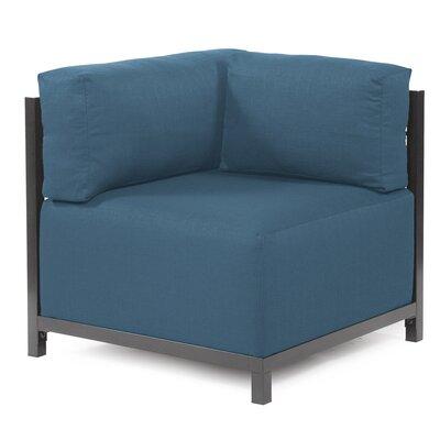 Woodsen Corner Chair Slipcover Upholstery: Seascape Turquoise