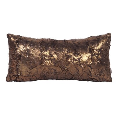 Stark Gold Cougar Kidney Lumbar Pillow