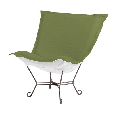 Claribel Lounge Chair Upholstery: Seascape Moss