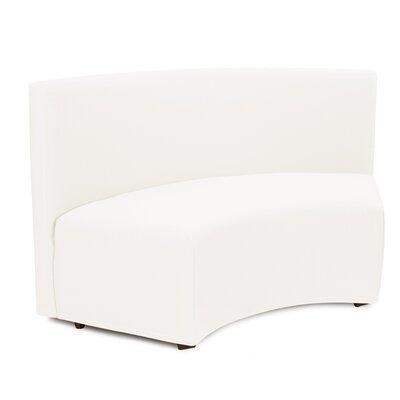 Mattingly Radius In-Curve Sofa Upholstery: Seascape Natural