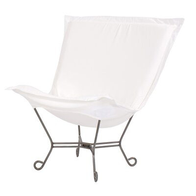 Claribel Lounge Chair Color: Seascape Natural