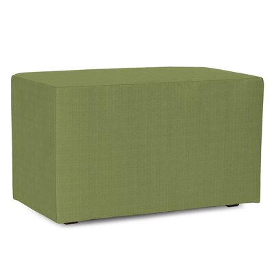 Fenham Bench Cover Color: Seascape Moss