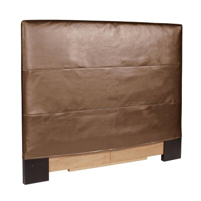 Strauch Upholstered Panel Headboard Size: King