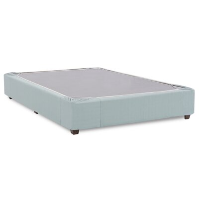Bolger Platform Bed Kit Color: Sterling Breeze, Size: Full