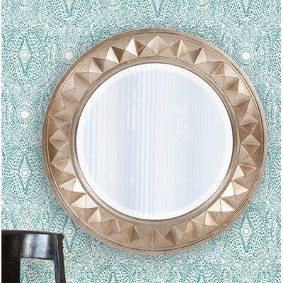 Fantasia Round Wall Mirror Finish: Silver 2006
