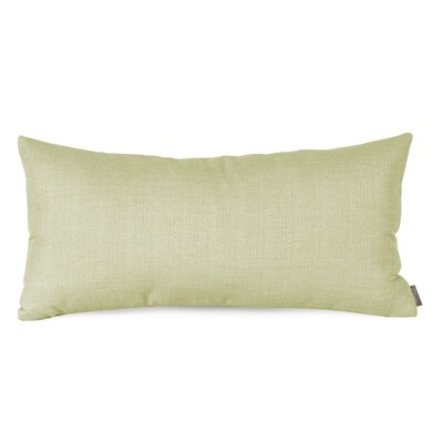 Lovina Kidney Lumbar Pillow Color: Willow
