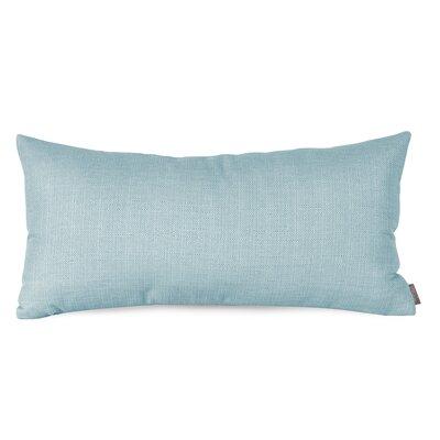 Lovina Kidney Lumbar Pillow Color: Breeze