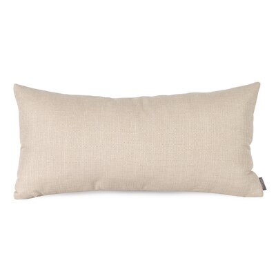 Lovina Kidney Lumbar Pillow Color: Sand