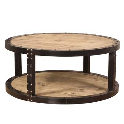 Ouray Aged Coffee Table