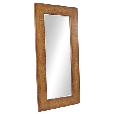 Rectangle Wood Full Length Mirror WLDM7004 39306353