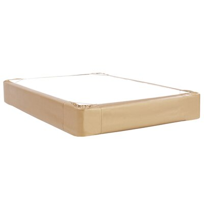 Box Cushion Daybed Slipcover Size: King