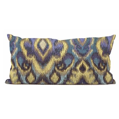 Capucine Kidney Lumbar Pillow Color: Pacific