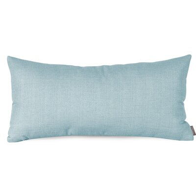 Alyssia Kidney Lumbar Pillow Color: Breeze