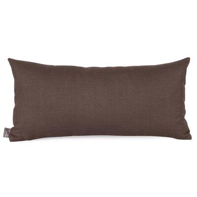 Salvador Kidney Lumbar Pillow Color: Chocolate