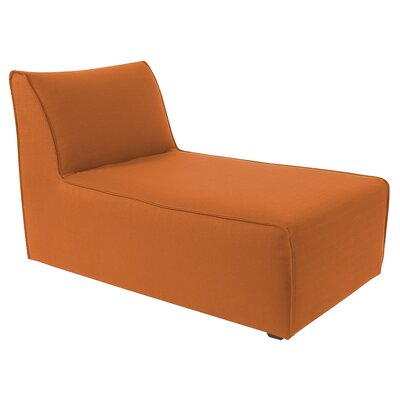 Solid Lounge Slipcover Upholstery: Canyon
