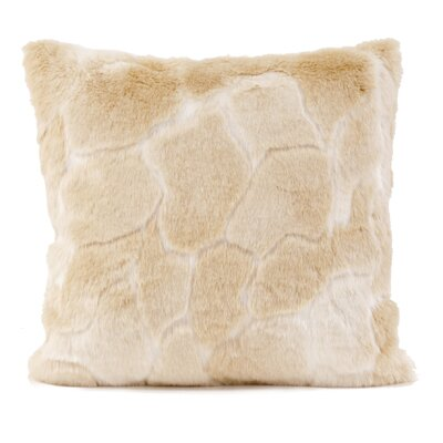Kiera 20 Decorative Pillow in Luscious Natural