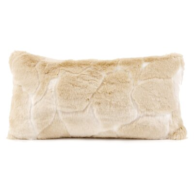 Mollie 22 Decorative Pillow in Luscious Natural