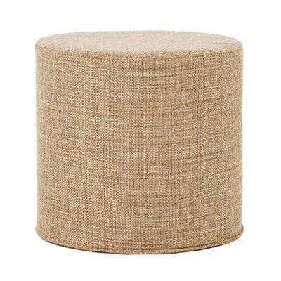 Delgado Ottoman Upholstery: Coco Stone