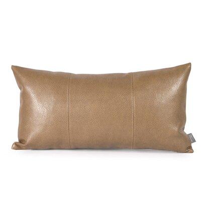 Avanti Kidney Polyurethane Pillow Color: Bronze