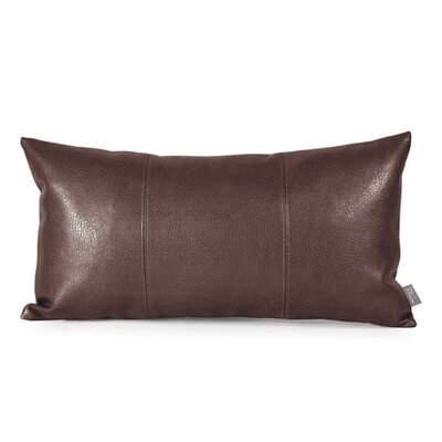 Avanti Kidney Polyurethane Pillow Color: Pecan