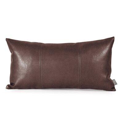 Avanti Kidney Polyurethane Pillow Color: Pecan