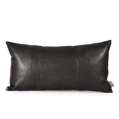 Avanti Kidney Polyurethane Pillow Color: Black