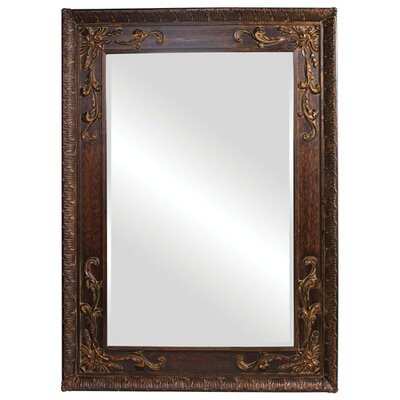 Rectangle Antique Copper Mirror