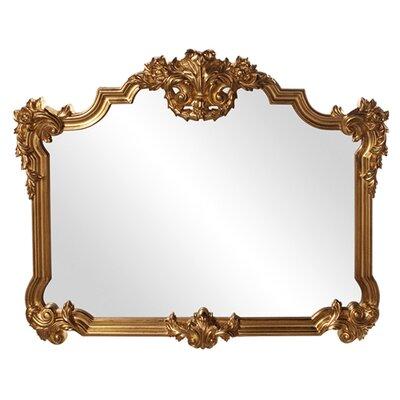Bright Gold Mirror