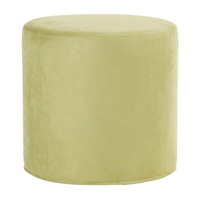 Contreras Pouf Ottoman Fabric Style: Shimmer Gold