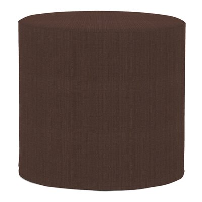 Contreras Sterling Ottoman Upholstery: Chocolate