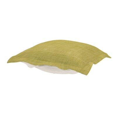 Azaria Coco Ottoman Cover Upholstery: Peridot