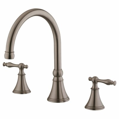 Double Handle Bathroom Faucet