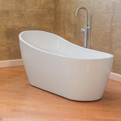 Freestanding 66.375 x 28.5 Bathtub132