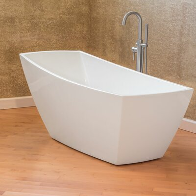 Freestanding 67 x 31 Bathtub