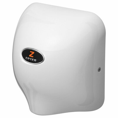 Commercial Hand Dryer in White ZHD1W