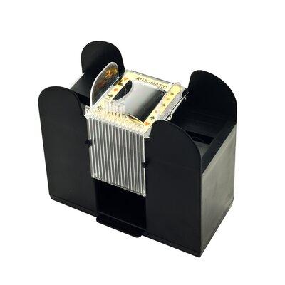 Trademark Commerce 10-2709XL 6 Deck Automatic Card Shuffler