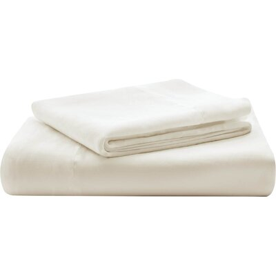 Dejuan Polyester Pillow Case Size: Queen, Color: Ivory