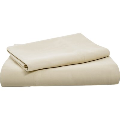 Dejuan Polyester Pillow Case Size: King, Color: Sand