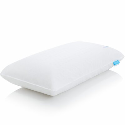Dual Zone Memory Foam Pillow Size: King