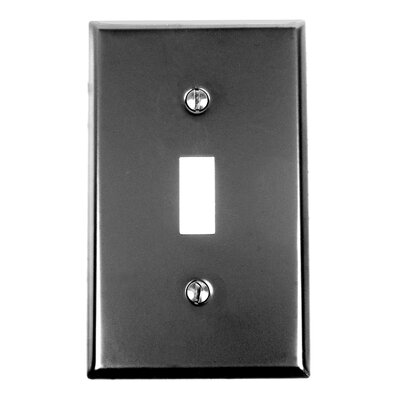 1 Toggle Switch Plate