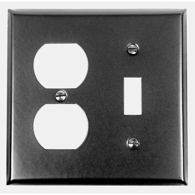 1 Toggle Duplex Wall Plate